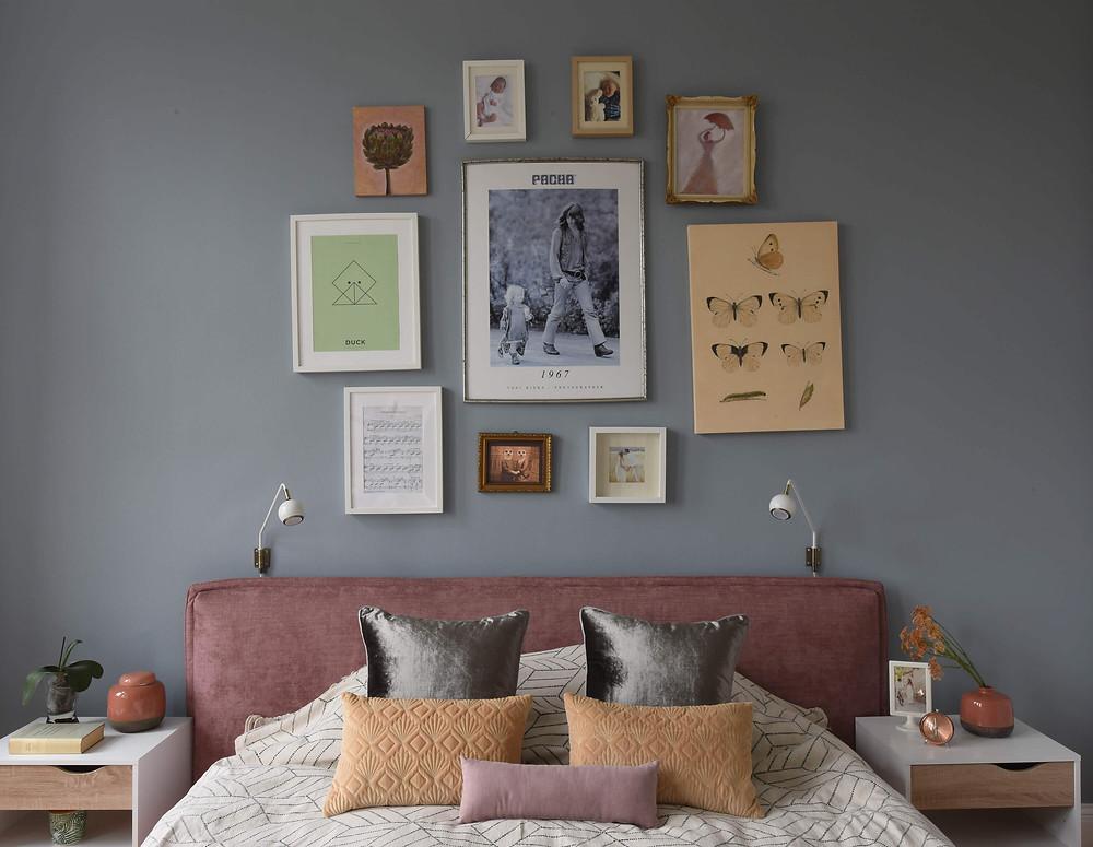türkiz hálószoba