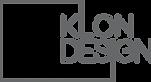 klon design logo