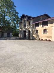 Parking Chateau Le Sartre