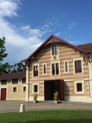 Entrée Château Le Sartre