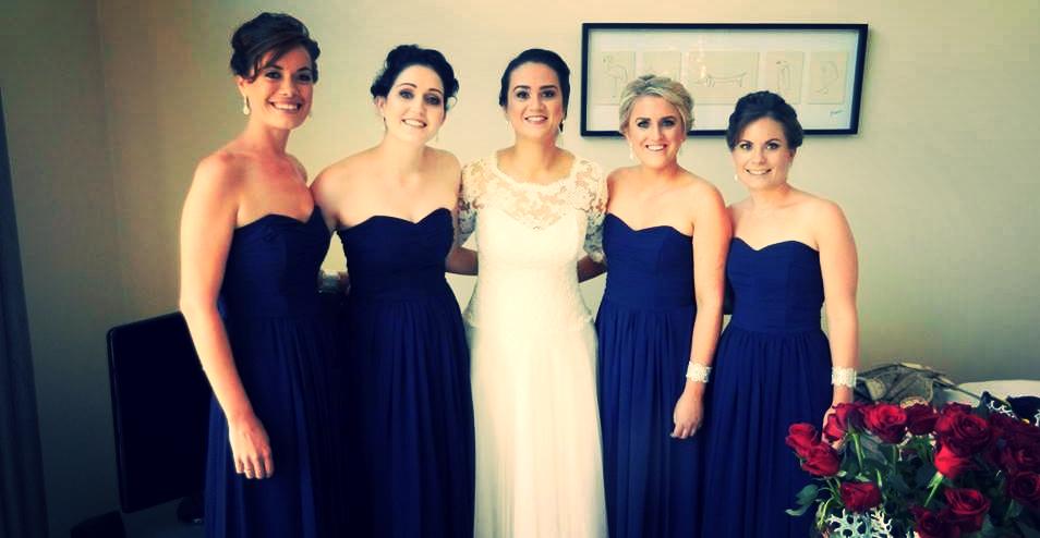 Teresa & Bridesmaids