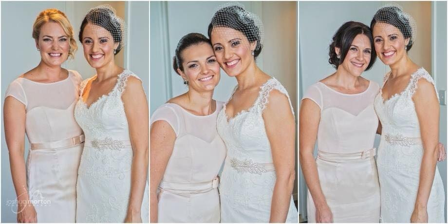 Georgina & Bridesmaids