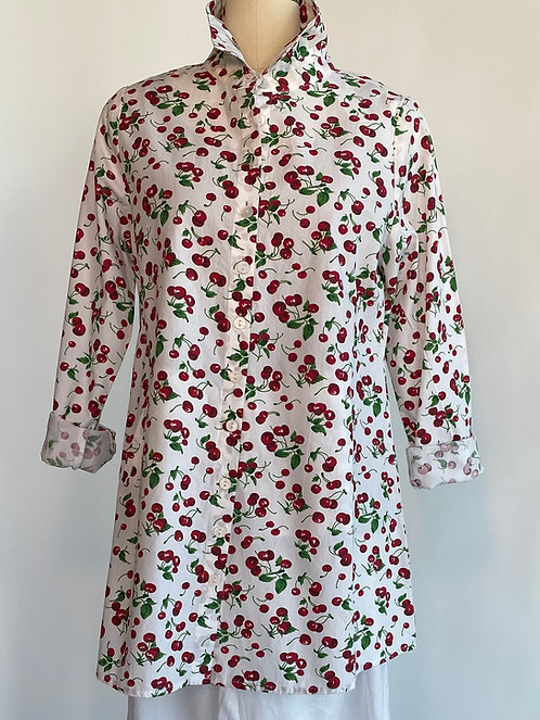 Tulip Cherries Blouse
