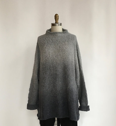 Oversize Dip Dyed Pullover