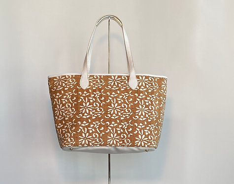 Large Buco Cork/Leather Bag