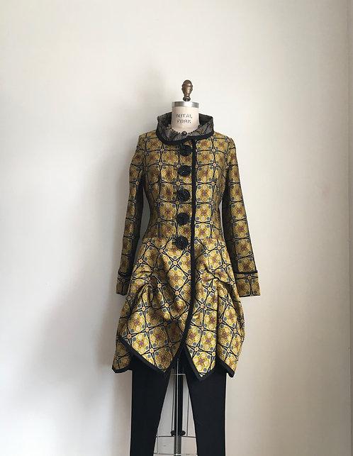 An Ren Reversible Brocade Jacket