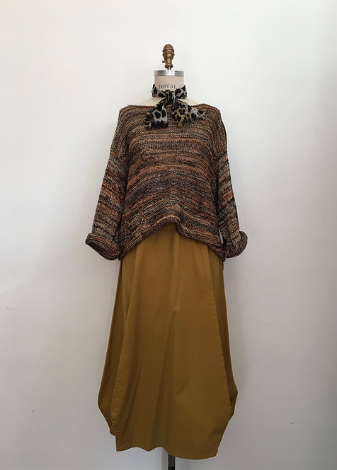 Cotton stretch Skirt