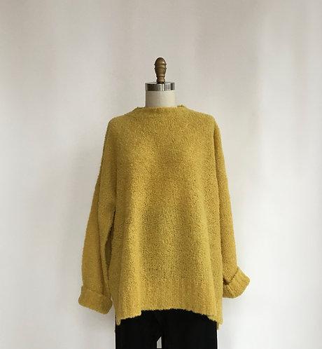 Cozy Crew Neck Sweater