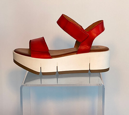 Miz Mooz Red Sandal