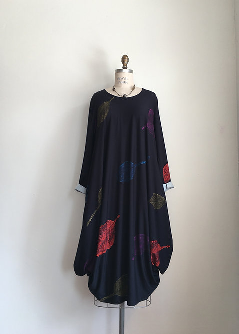 Ralston Leaf Dress