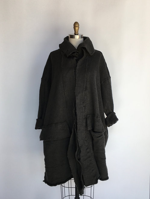 Rundholz Sweater Coat