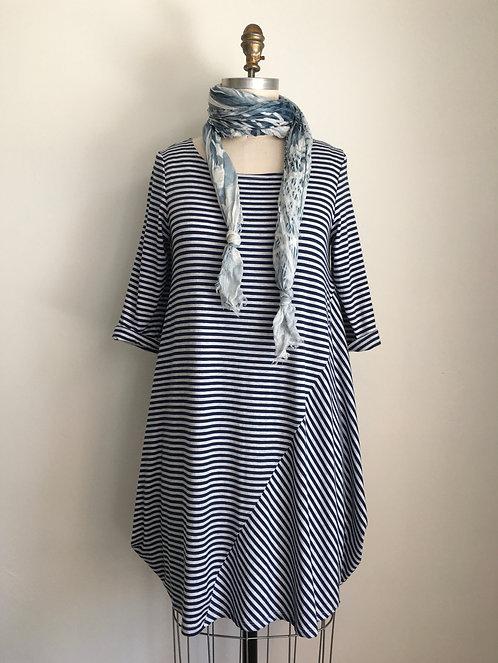 Chalet Striped Dress