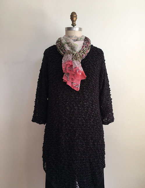 Knitted Lace Tunic