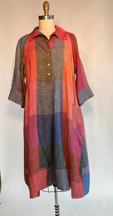 Alembika Check Dress