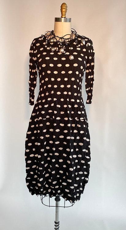 Alquema 3/4 Sleeve Smash Dress