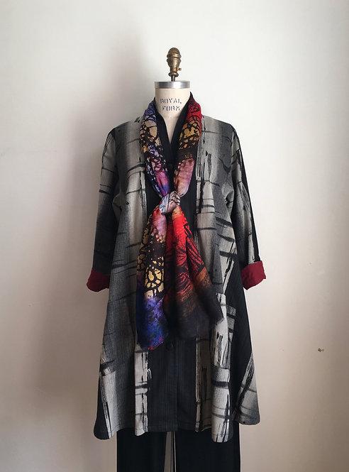 Roll Collar Coat