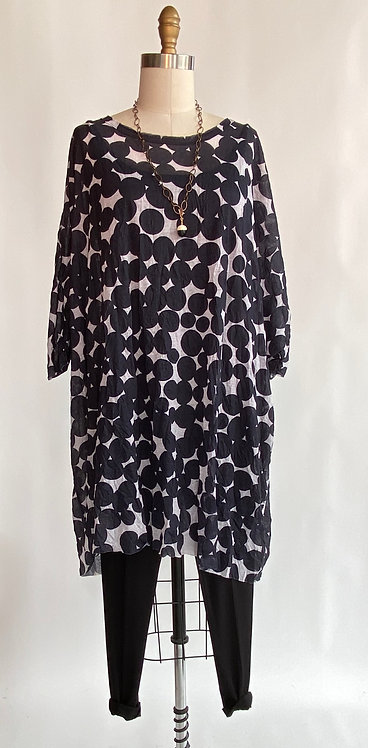 Rundholz Dot Tunic