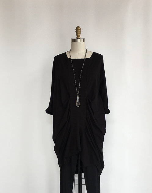 Matthildur Draped Tunic/Dress