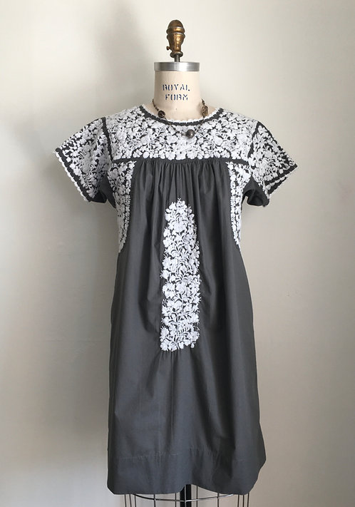 Sister Mary Embroidered Dress