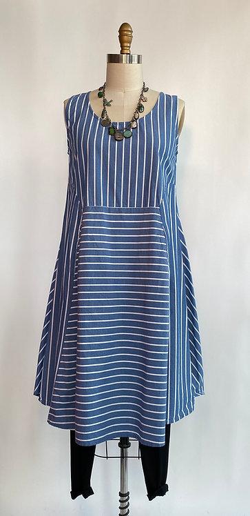 Tulip Stripe Dress