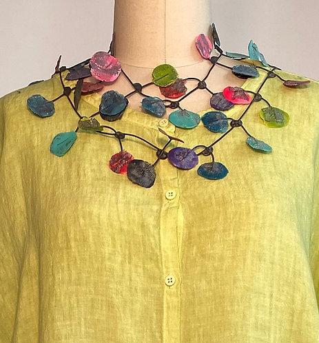 Annie Mieke Happy Necklace