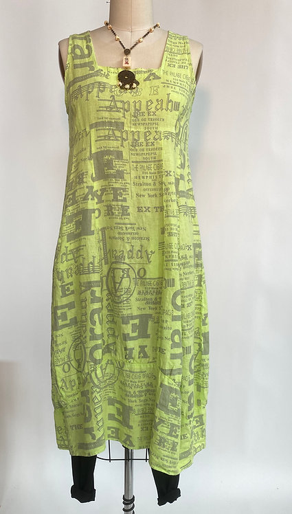 Ella Moda Print Dress
