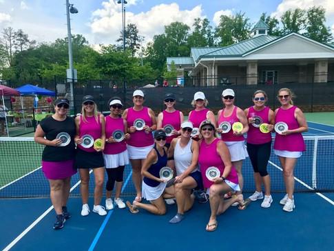Grosman C6 Ladies: City Finalists!!