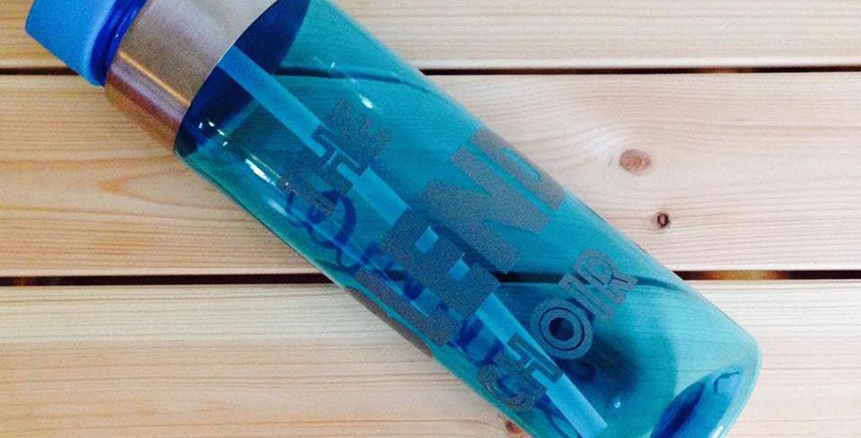 The Blend Choir Water Bottle