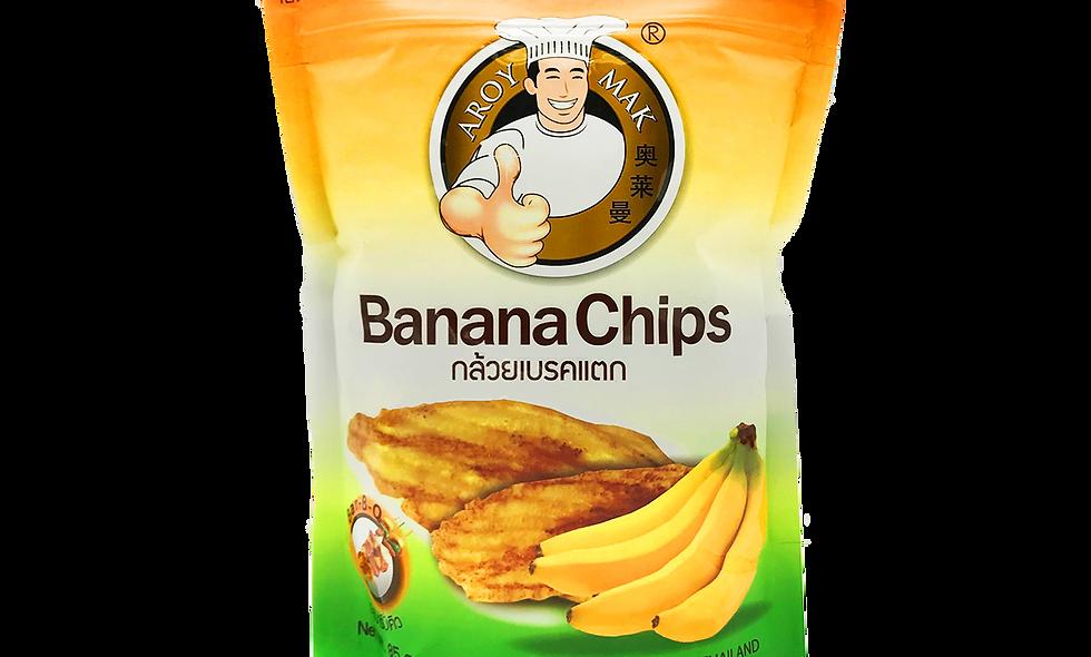 กล้วยเบรคแตก รสบาร์บีคิว