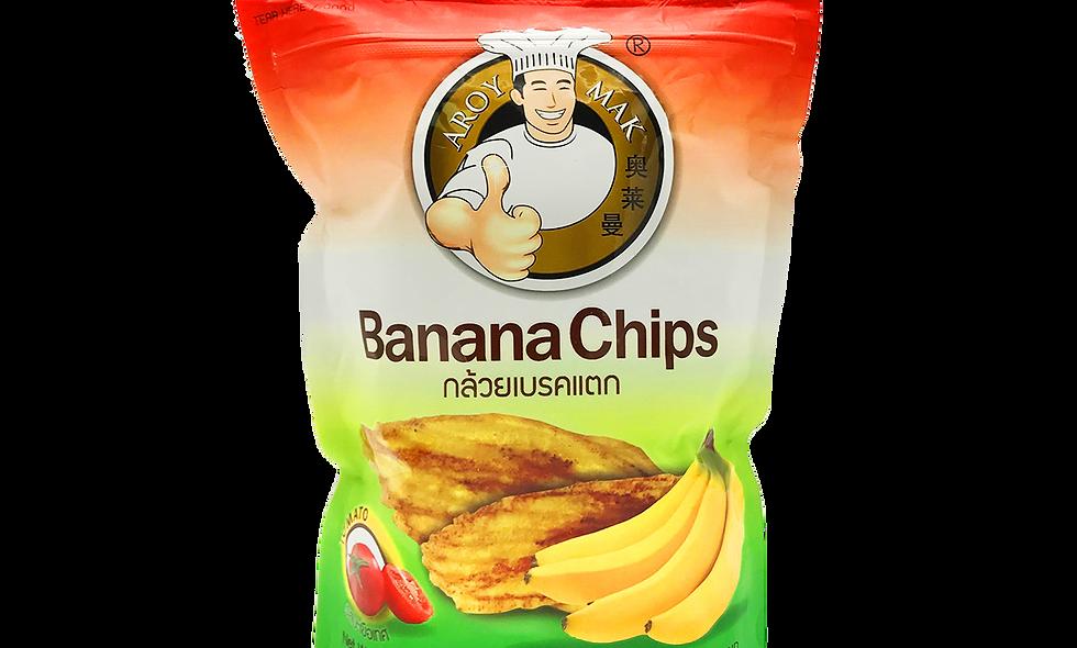 กล้วยเบรคแตก รสมะเขือเทศ