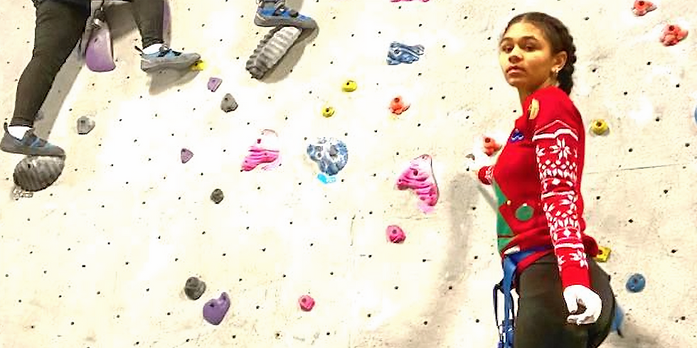 Rock with Us for Global Climbing Day!