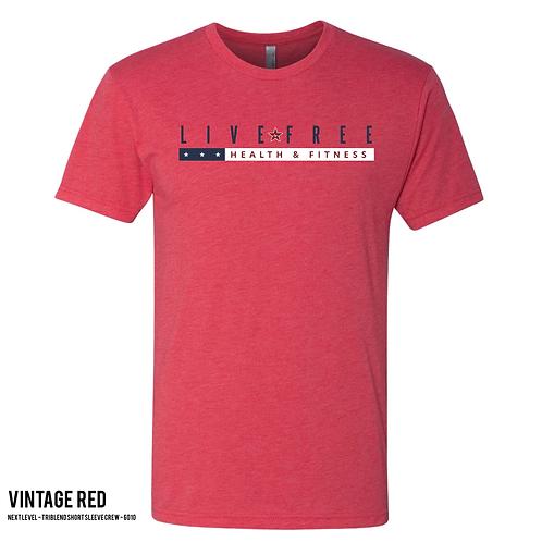 Vintage Red T