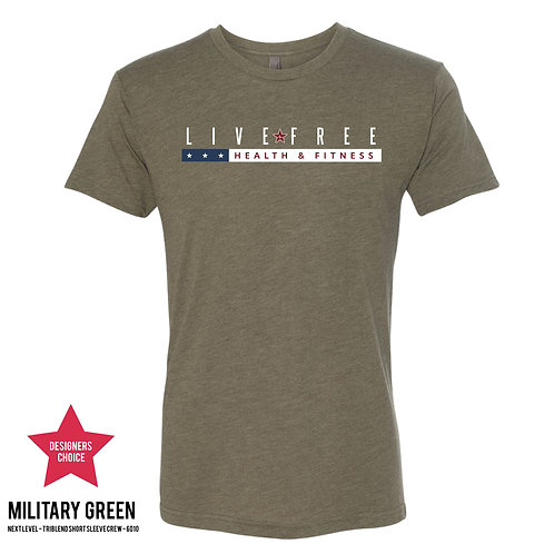 Military Green T