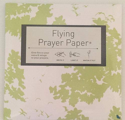 Flying Wish Prayer