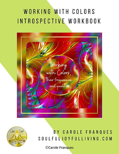 Workbook Working with Colors