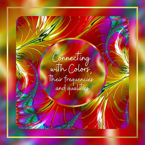 Working With Colors for Healing * E-Book