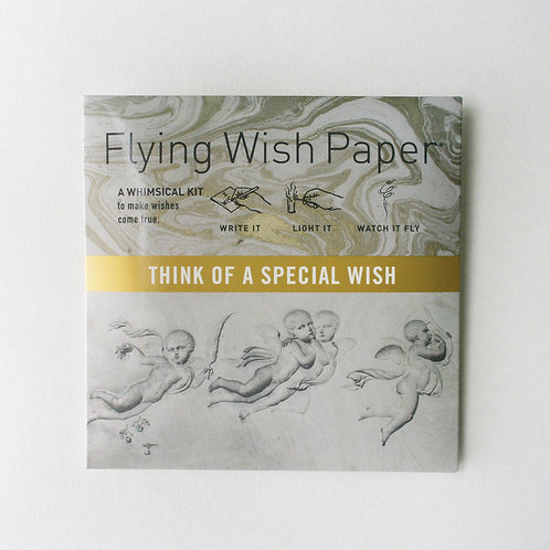 Flying Wish Paper - Angels
