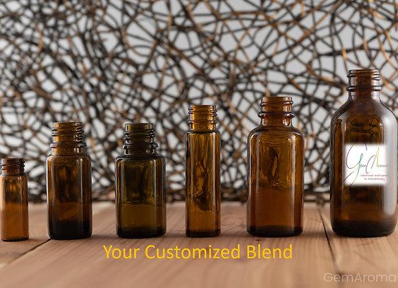 Your Custom GemAroma™ Blend