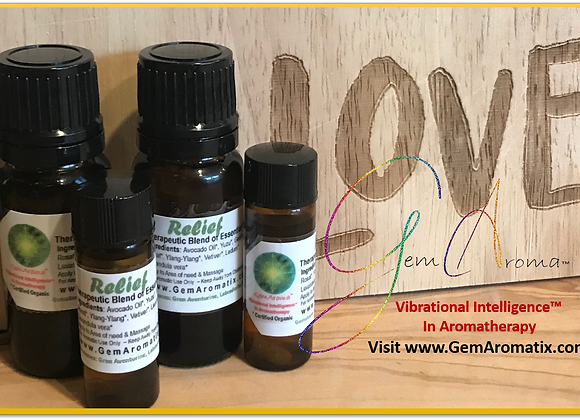 Relief Therapeutic Blend
