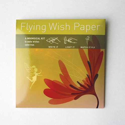 Flying Wish Paper -Fairy Fairy