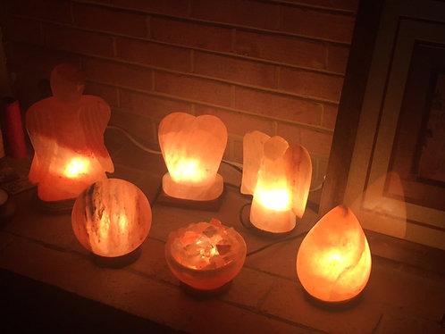 Angel Himalayan Salt Lamp - Large