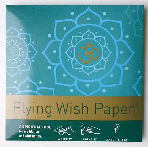 Flying Wish Paper - OM