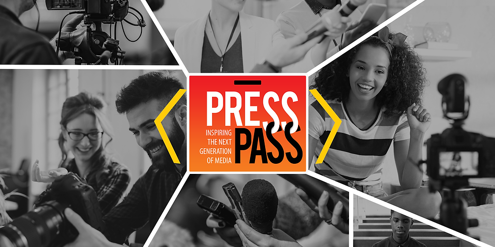 Press Pass: Virtual Media Conference
