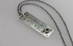 necklace-i-got-you-silver-peridot