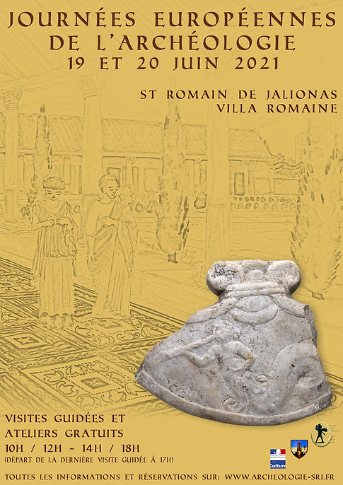 Journées Européennes de l'Archéologie 20