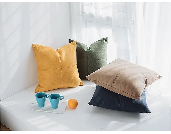 Soft Matte Square Pillow