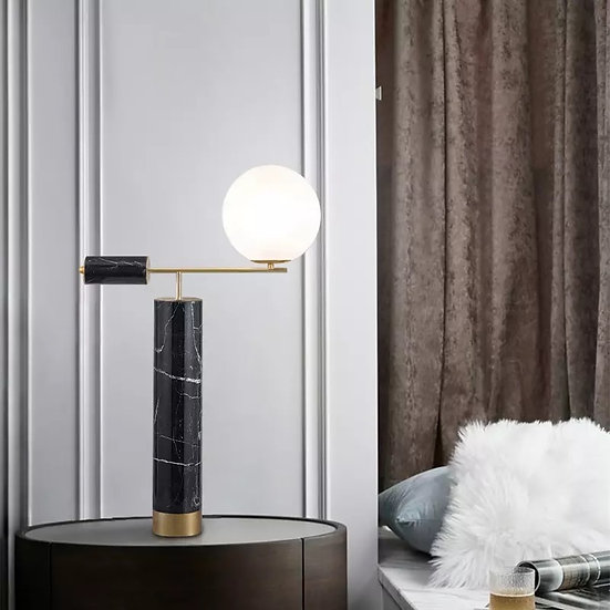 Olive Table Lamp