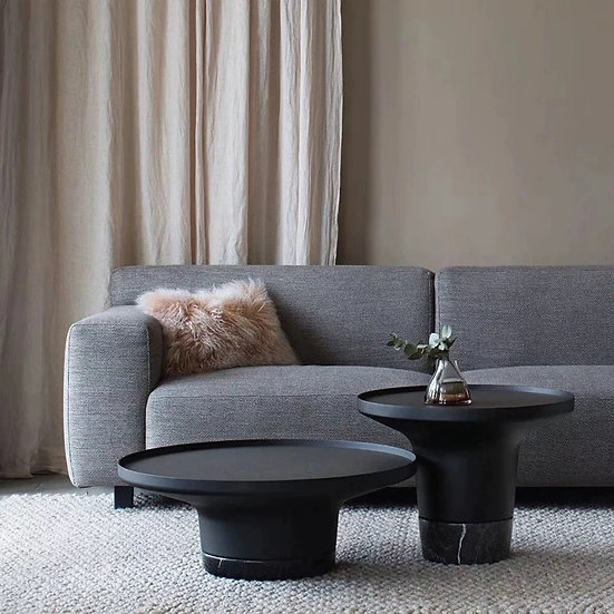 Theodore Side/Coffee Table