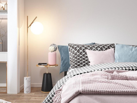 Adding a touch of pastel color to your space