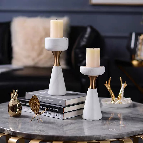 Issac Candle Lamp Holder